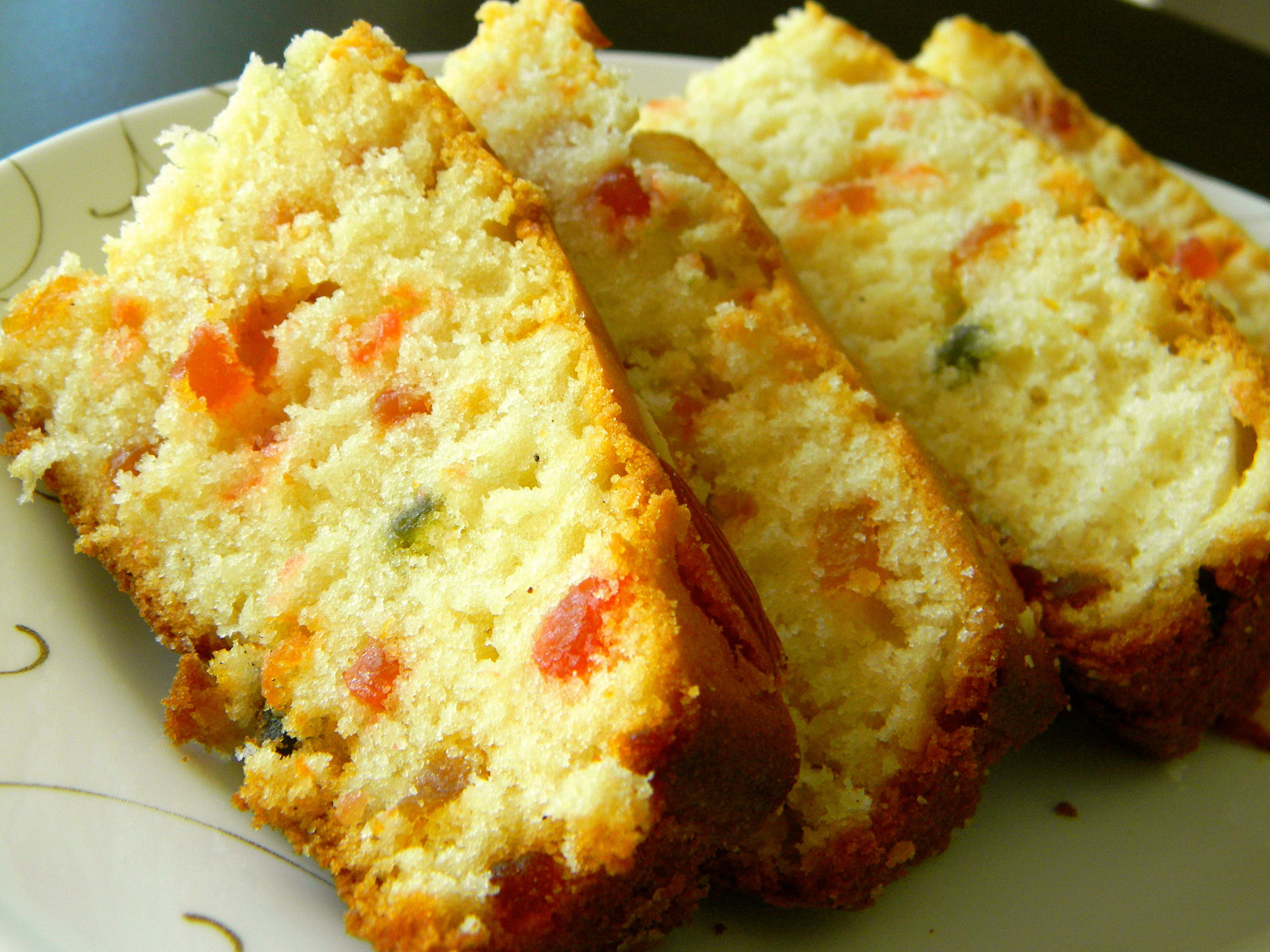 Eggless Fruit Cake The Baking Fever